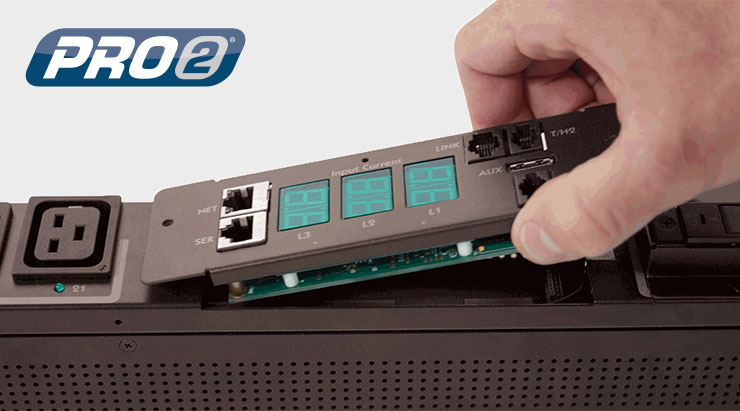 Click to View Server Technology Rack PDU Uptime Solution