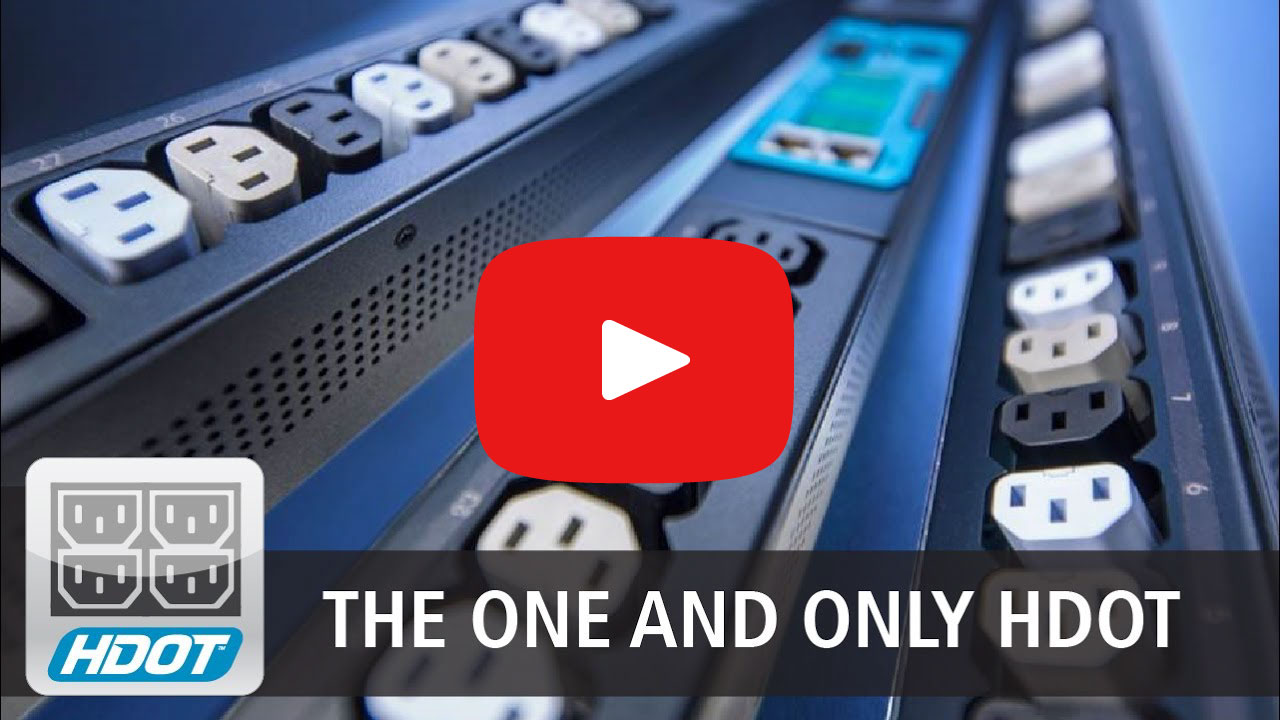HDOT PDU overview video