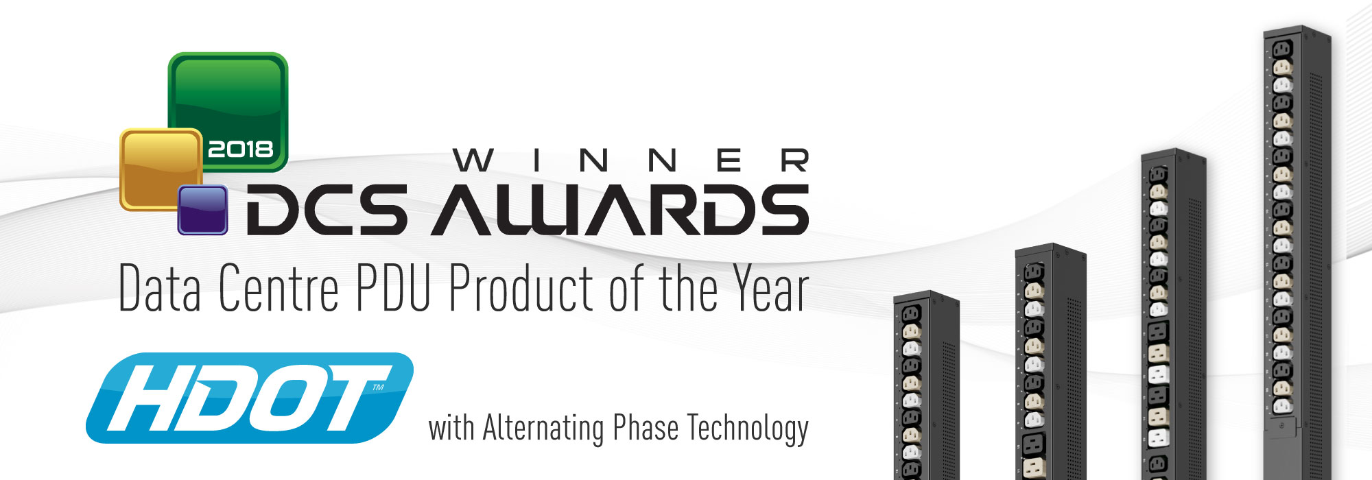 DCS Awards 2018 PDU Product of the Year