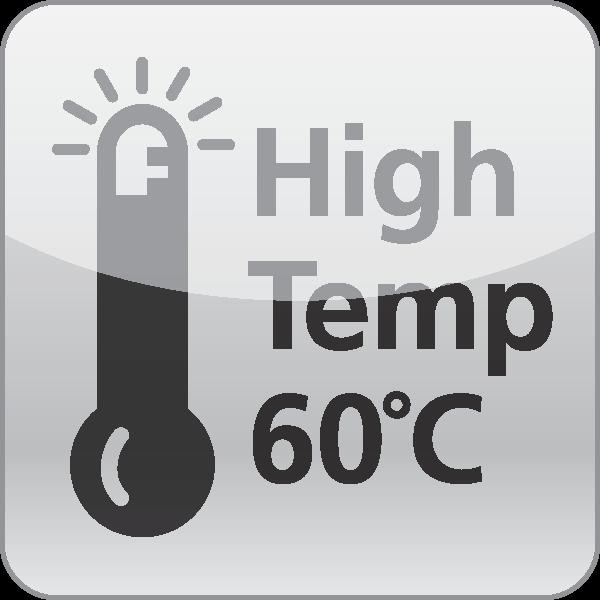 High temp